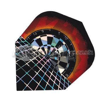 Marathon Hologram Darts Flights