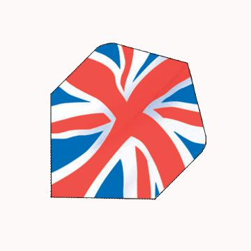Union Jack Darts Flights