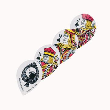 Spades Playing Cards Darts Flights
