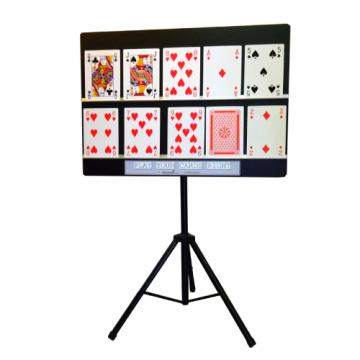 Play Your A4 Cards Right - Model A4FS 5 x 2