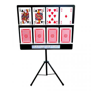 Play Your A3 Cards Right - Model A3FS 4 x 2