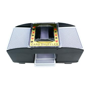 Card Shuffler, 2 Deck Version