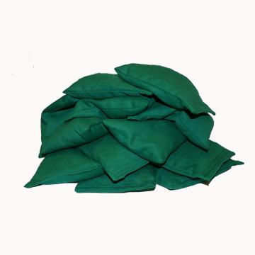 Plain Coloured Bean Bags Green