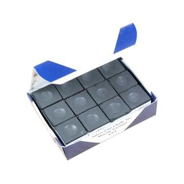 Black Silver Cup Chalk (12pcs)