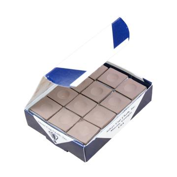 Brown Silver Cup Chalk (12pcs)