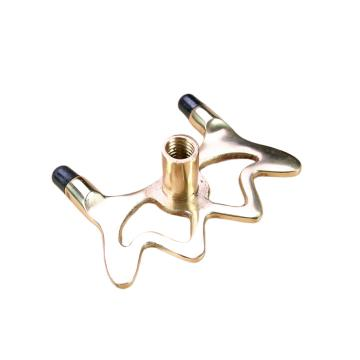 Brass Butt Rest Head