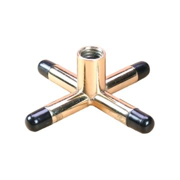 Brass Cross Rest Head