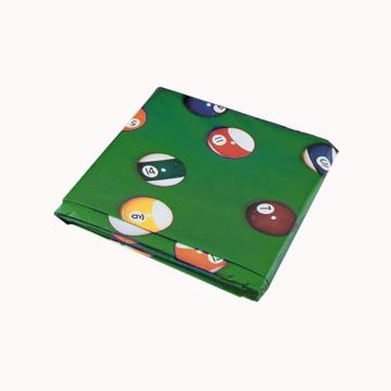 Pool Table, Ball Design Fitted Cover