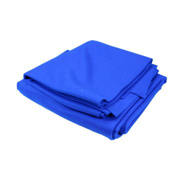 777 Pool Cloth Bed & Cushions 6ft x 3ft Blue