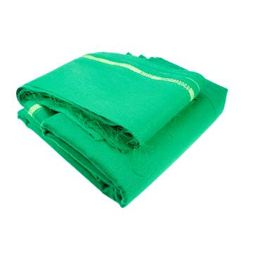 777 Pool Cloth Bed & Cushions 6ft x 3ft English Green