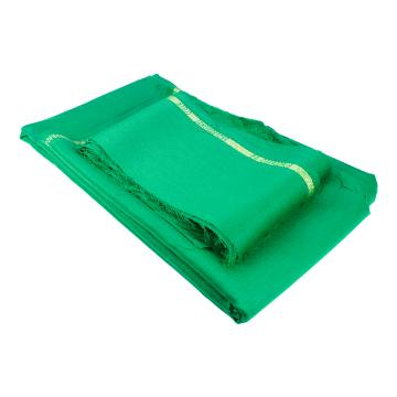 Speed Pool Cloth Bed & Cushions 6ft x 3ft English Green