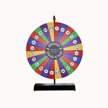 Wheel of Fortune, Medium