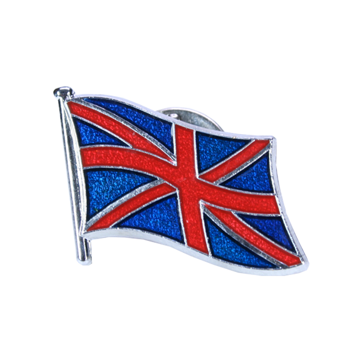 Flag Pin Badges