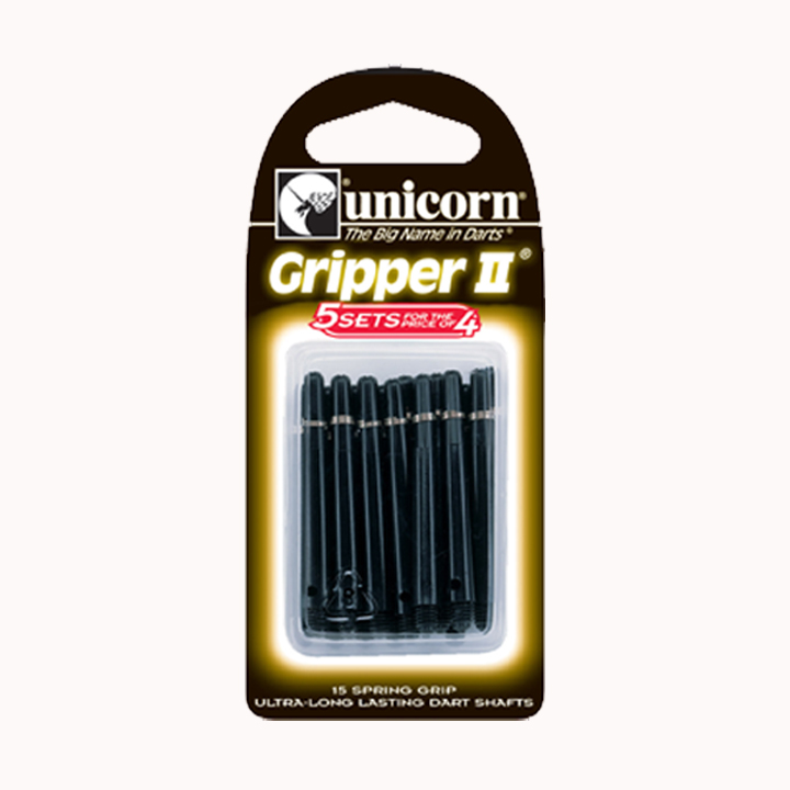 Gripper 2, Nylon Shaft Medium Multipack