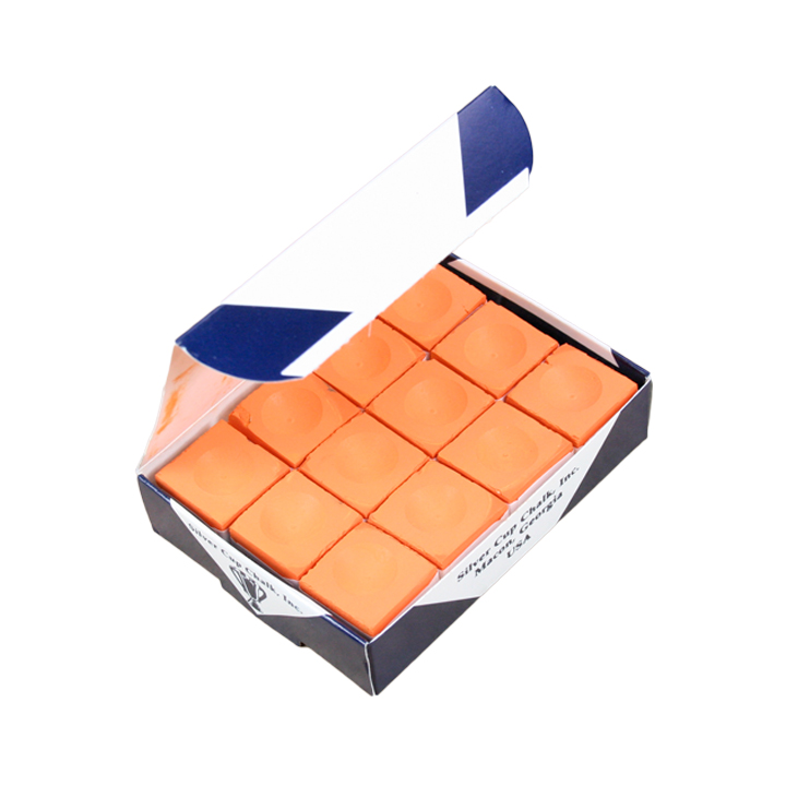 Orange Silver Cup Chalk (12pcs)