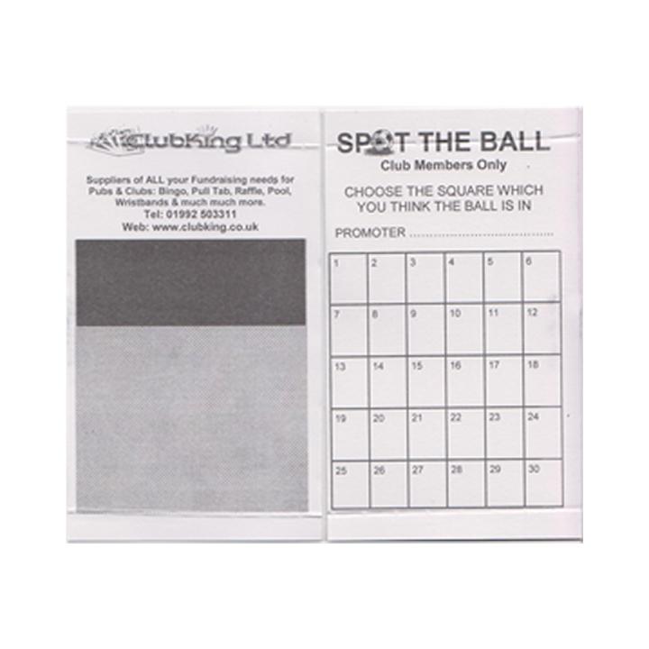 GOLDEN GOAL FIRST SCORE FUNDRAISING FOOTBALL SCRATCH CARD CHARITY