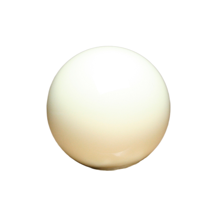 White Cue Ball Standard 1 7/8 Inch