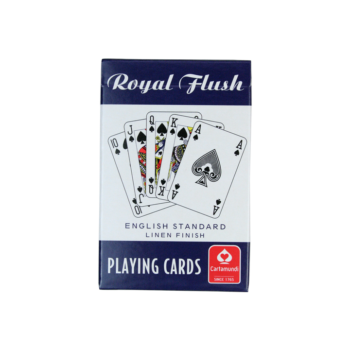 Playing Cards - Plastic Coated