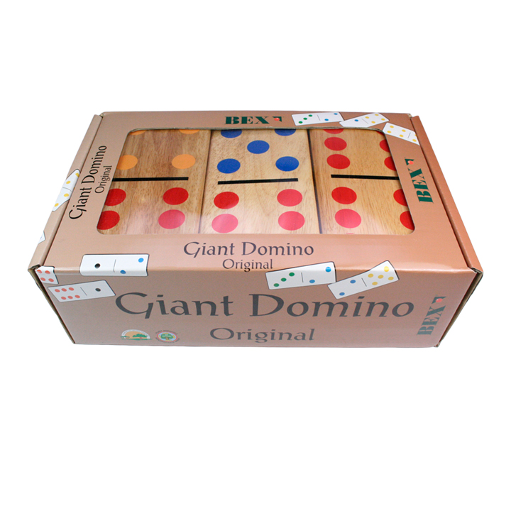 Giant Dominoes - Double Six